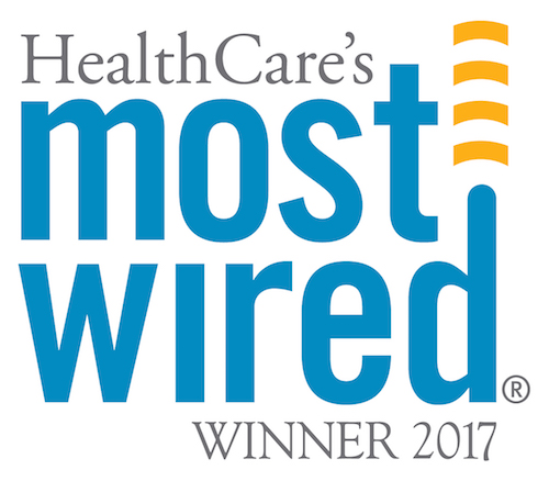 Most Wired award