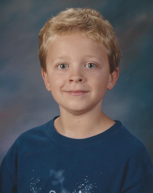 Ben Dupree's school portrait