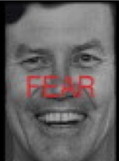 Purposefully incorrect photo showing fear