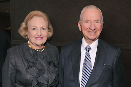 H. Ross and Margot Perot