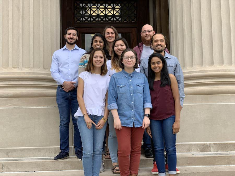 Seven UT Southwestern Medical School students have been selected Dallas-Fort Worth Albert Schweitzer Fellows