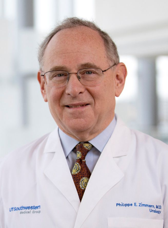 Dr. Philippe Zimmern